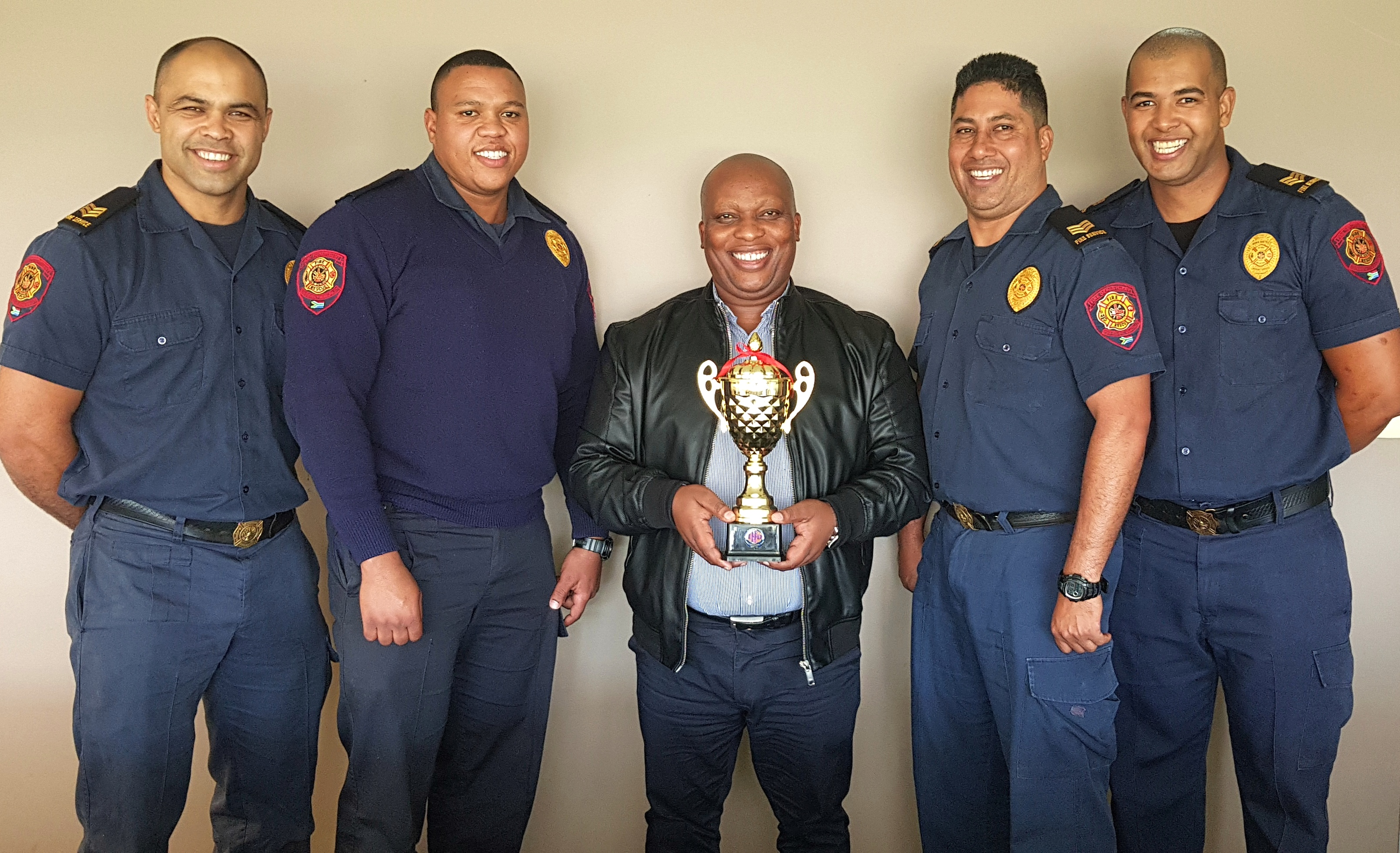 Garden Route District Municipality Wins The Iffd Challenge Garden Route District Municipality