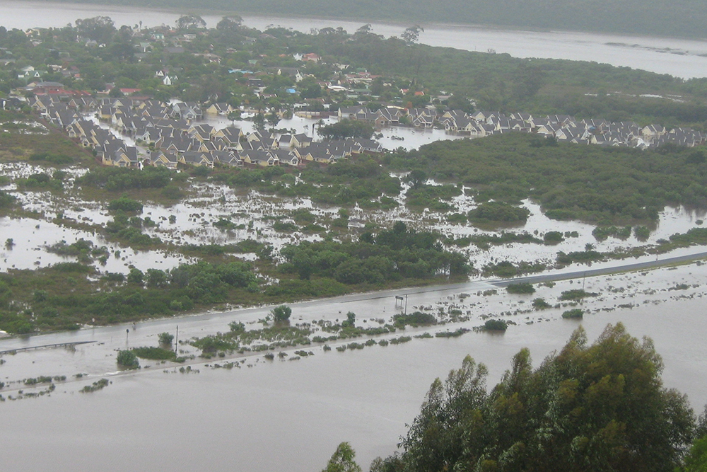 Sedgefield Floods